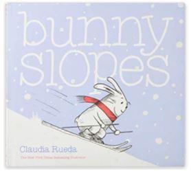 Bunny Slopes by Claudia Rueda