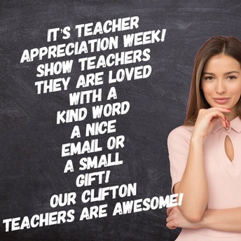 OUR TEACHERS ROCK!