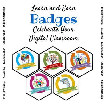 5C Badges