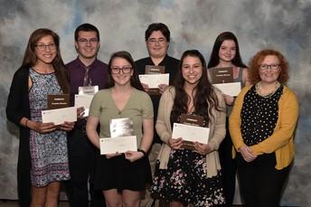 Dr. Reynolds Memorial Scholarships