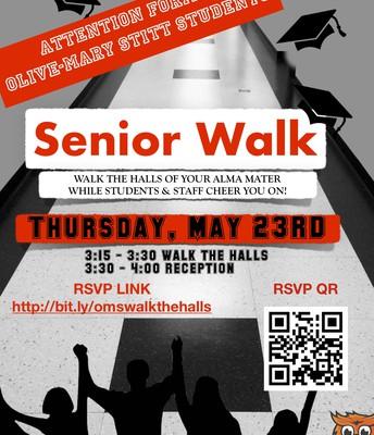 OMS Senior Walk