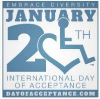 Join us in Celebrating International Day of Acceptance.