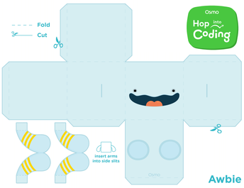 Join the Hop into Coding Challenge with Osmo!