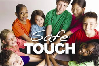 Safe Touch Lessons March 25-27