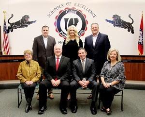 Donna Nash, Joe Trusty, Marvin Jones, Pam Clem, Corey Williams, Sarah Owen, and Brian Evans
