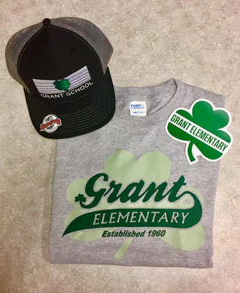 New Grant Gear!
