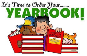 2018-2019 Yearbook Orders