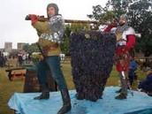 Celebrating grapes and vine
