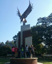 6th  Grade Visits Winthrop University