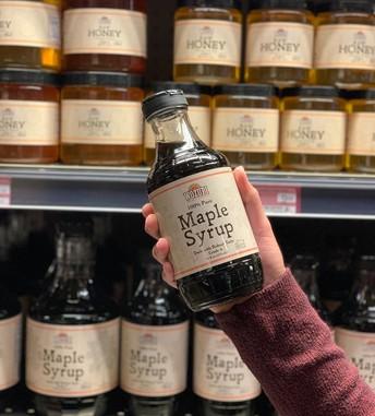 Shakopee Mdewakanton Produced Syrup