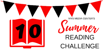 We challenge your student to enjoy ten fun books this summer!