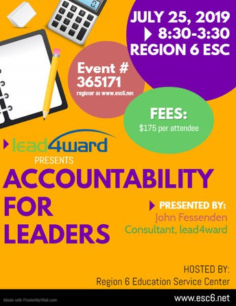 Lead4ward Accountability for Leaders