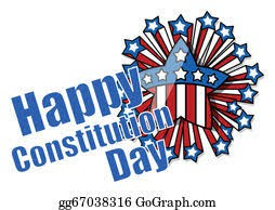Constitution Day is this Thursday!!!