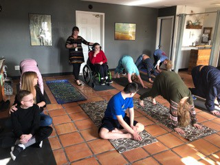 Functional Academics enjoyed Yoga Field Trip