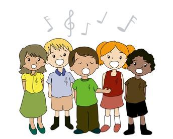 GRADES 1 - 4 SINGS AT 8:15 OCTOBER 13TH