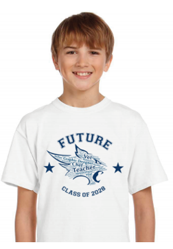 4th Grade Class Shirts - Order Deadline - October 6th