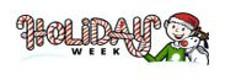 Holiday Week