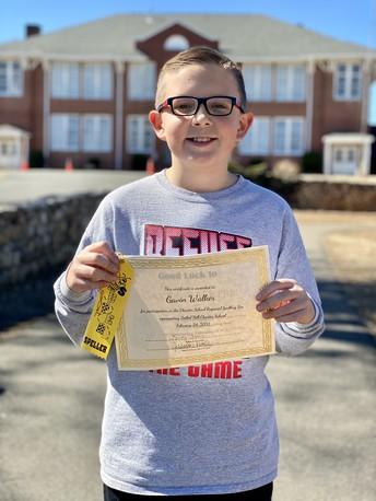 Charter School Regional Spelling Bee Results