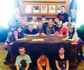 7th Grade Class: 2014-2015