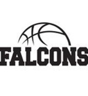 GIRLS FALCON FRENZY BASKETBALL GAME