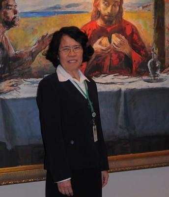 Sr. Myrna Tordillo, MSCS