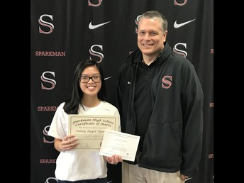 National Merit Scholar Finalist!