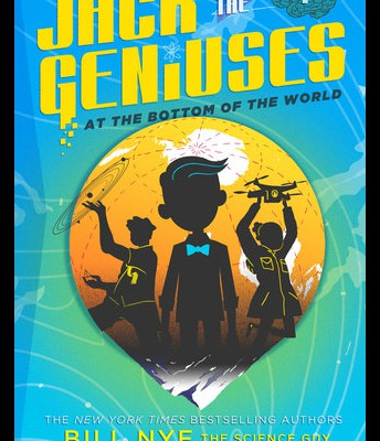 Jack and the Geniuses series