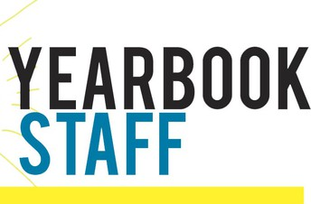 yearbook staff applications!