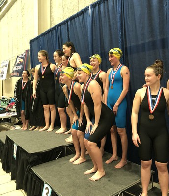 200 Free Relay - 3rd