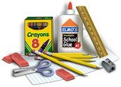 School Supply Ordering for 17-18 School Year
