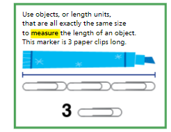 Topic 12- Measure Lengths