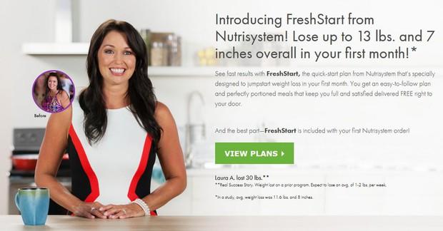 Introducing Nutrisystem Freshstart