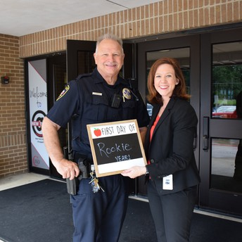 Welcome Officer Joe Boyd!!!