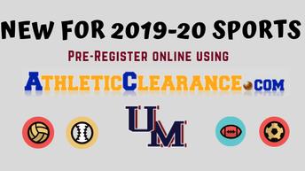 Winter Sports Registration is OPEN Now!