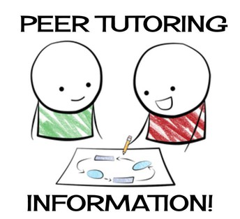 PEER TUTORING IS BACK!