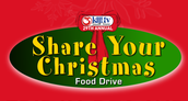 Share Your Christmas Food Drive by Student Council