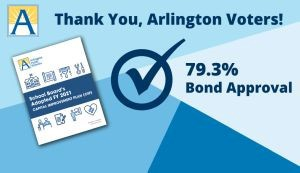 Thank You, Arlington Voters!