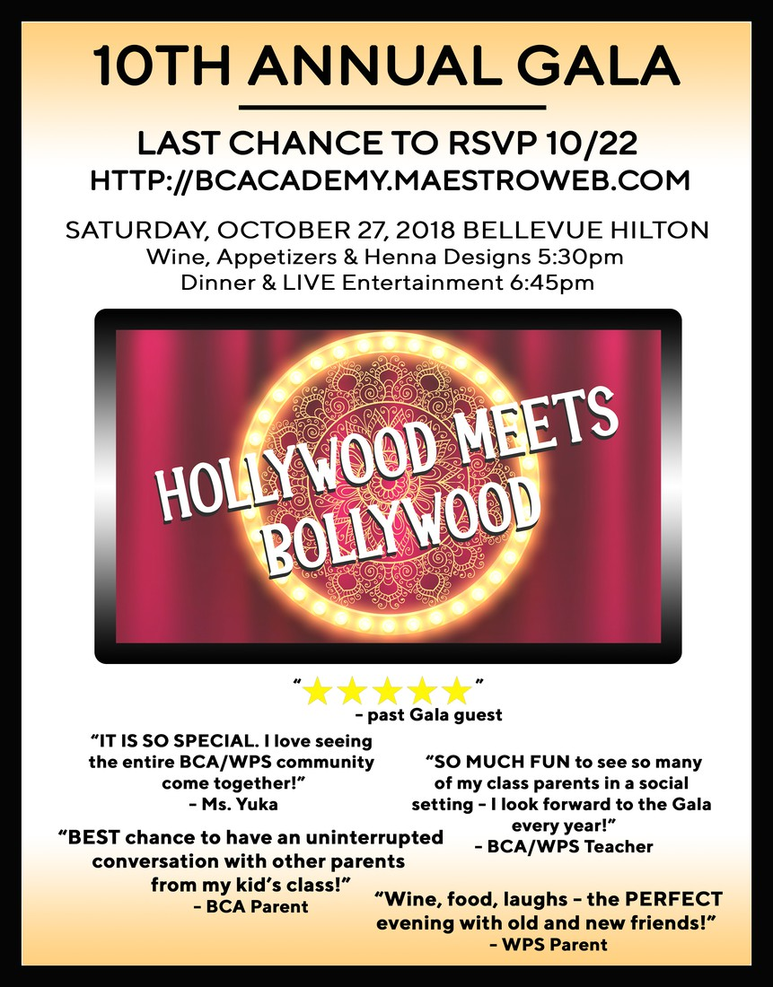 RSVP by 10/22!