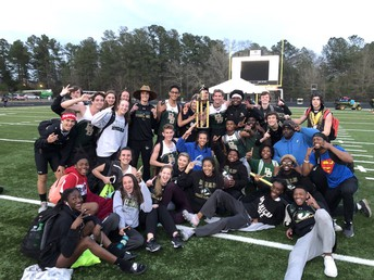 Gators of the Week: Men's Track Wins Lower Richland High School Invitational