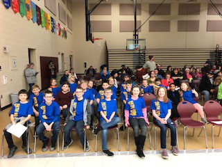 2019 Math Bowl Team