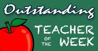 Teacher of the Week Spotlight