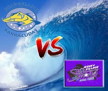 Bridgeland Barracudas vs. Jersey Village Stars