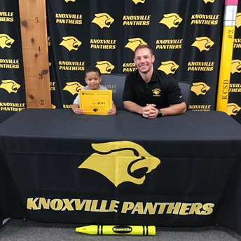 Signing Day for the Class of 2032