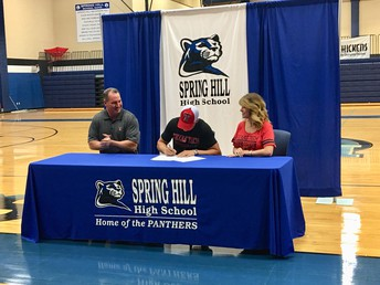 Jager Mundheim Signs with Texas Tech