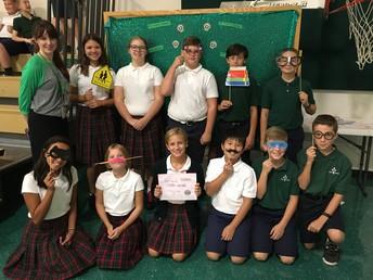 Miss Tucker's 6th Grade
