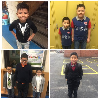 Some handsomeness from Spring Picture Day!
