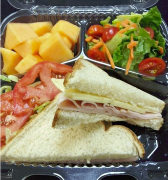 Breakfast and Lunch Options To-Go