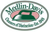Medlin Davis Dry Cleaning is looking for part-time employees!