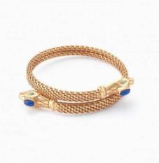 Cobra Coil Bracelet