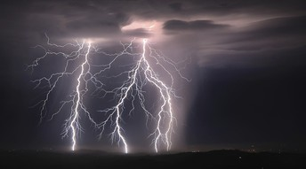 Activity 1 -- What causes thunder and lightning?